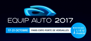 Equip'auto, from 17 to 20 september 2017